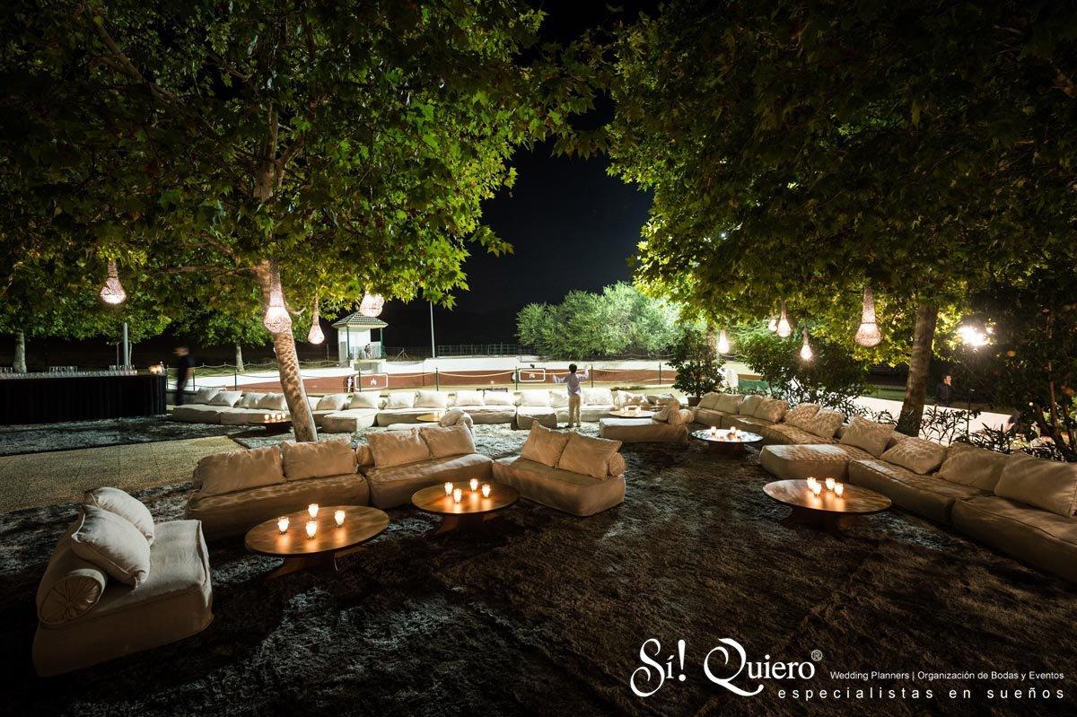 Espacios chill out en un evento elegancia y tranquilidad - Espacios chill out ...