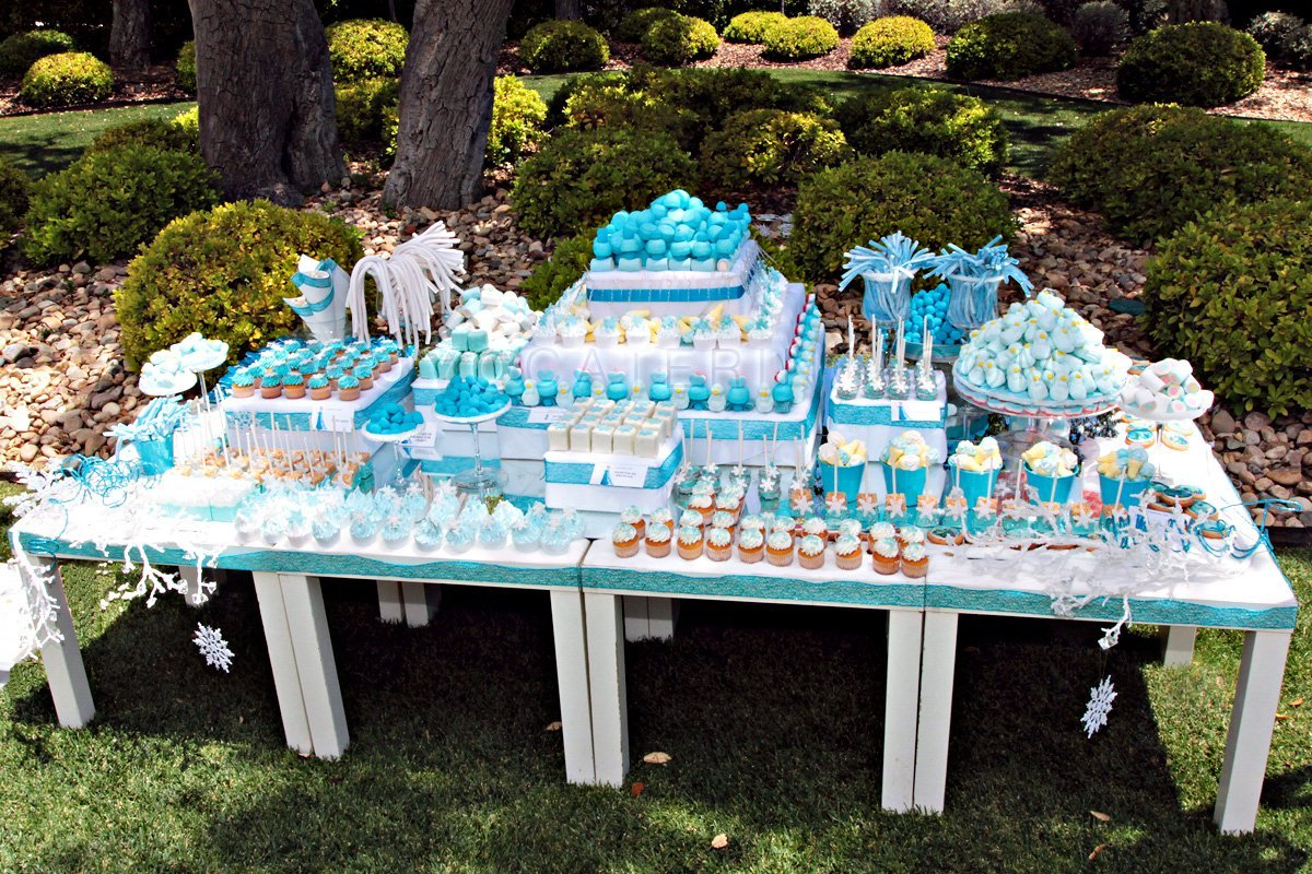 Frozens Magic In A Candy Bar Goyo Catering
