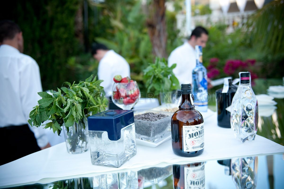 Diffe Gins Goyo Catering